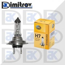 Крушка H7 55W 12V PX26d Bosch