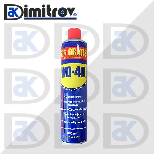 Универсално проникващо масло WD-40