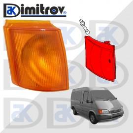 Мигач десен оранжев Ford Transit