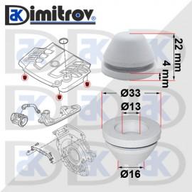 Тампон капак на мотора VW Touareg