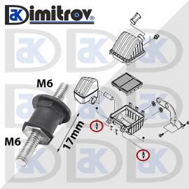 Тампон кутия въздушен филтър Daewoo Matiz