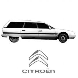 CX II BREAK, 07.1985-12.1992