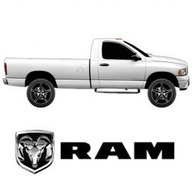 RAM 1500 PICKUP (D1, DC, DH, DM, DR), 06.2001-09.2008