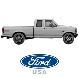 F-150 X EXTENDED CAB PICKUP, 09.1996-12.2003