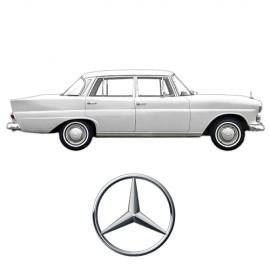 W110 HECKFLOSSE / FINNY SALOON, 06.1961-02.1968
