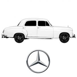 W105 SALOON, 03.1956-07.1959