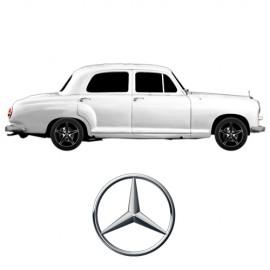 W120 SALOON, 01.1953-12.1962