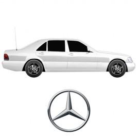 W140 SALOON, 02.1991-10.1998
