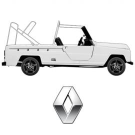 RODEO I CABRIOLET SUV 1970-1987