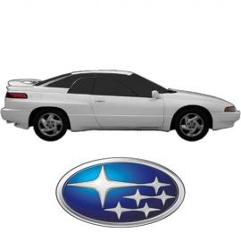 SVX (CX), 09.1992-12.1997