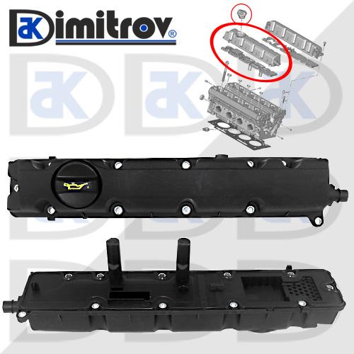 Капак на клапаните Citroen C4 C5 C8 Jumpy Peugeot 307 308 407 807 Expert