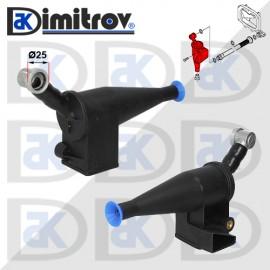 Клапан картерни газове BMW 5 (E39) 7 (E38)