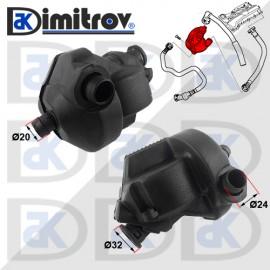 Клапан картерни газове BMW 3 (E46) (E90) (E91) X3 (E83) Z4 (E85)