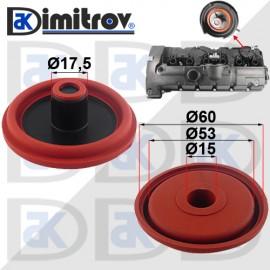 Мембрана клапан картерни газове BMW 1 3 5 6 7 X1 X3 X5 Z4