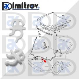 Щипка щека преден капак Suzuki Baleno Grand Vitara Ignis Jimny Swift SX4 Vitara