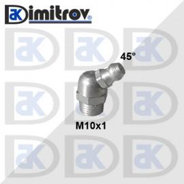 Гресьорка M10 45° - ъглова