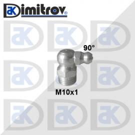 Гресьорка M10 90° - ъглова