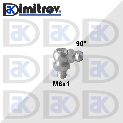 Гресьорка M6 90° - ъглова