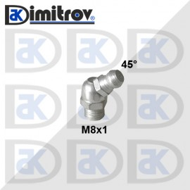 Гресьорка M8 45° - ъглова