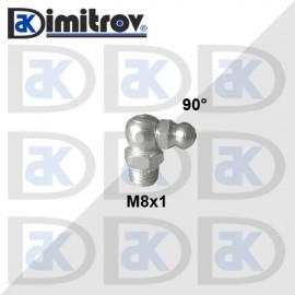 Гресьорка M8 90° - ъглова