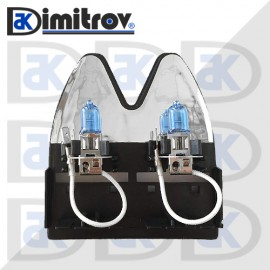 Крушка H3 55W 12V Cool Blue