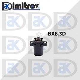 Крушка табло BX8.3D Audi 80 90 100