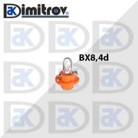 Крушка табло BX8.4D Skoda Octavia