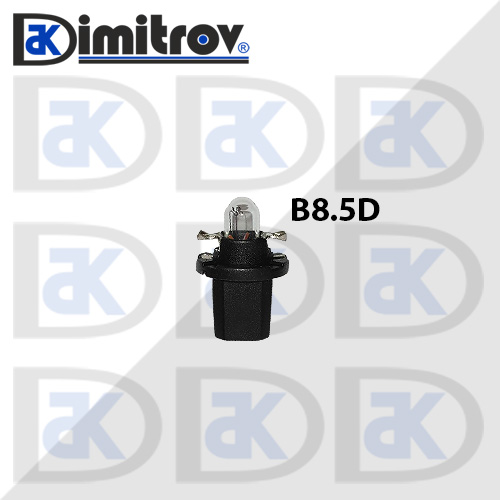 Крушка табло B8.5D