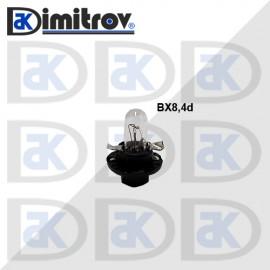 Крушка табло BX8.4D за Audi 100 200 80 90 A3 A4 A6 A8 Coupe TT V8