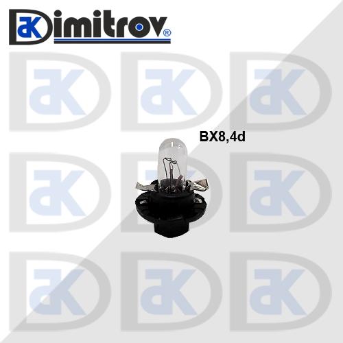 Крушка табло BX8.4D за VW Caddy II Golf III Golf IV Jetta III Jetta IV LT New Beetle Passat Polo Transporter IV