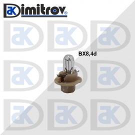 Крушка табло BX8.4D бежов