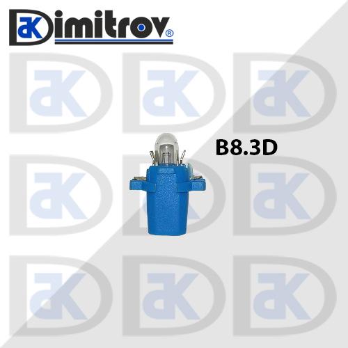 Крушка табло B8.3D Audi 100