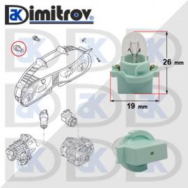Фасунга крушка индикаторна светлина Ford Galaxy