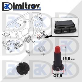 Фасунга крушка индикаторна светлина Suzuki Jimny