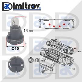 Фасунга крушка индикаторна светлина Honda Civic