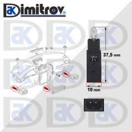 Крушка индикаторна светлина въздушни отвори Skoda Superb I VW Passat