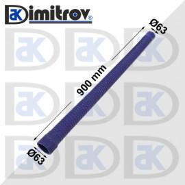 Гъвкав маркуч Ø63 х Ø63 х 900 mm