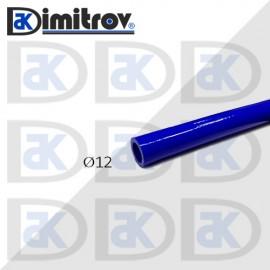 Маркуч силиконов Ø 12 mm 1 метър