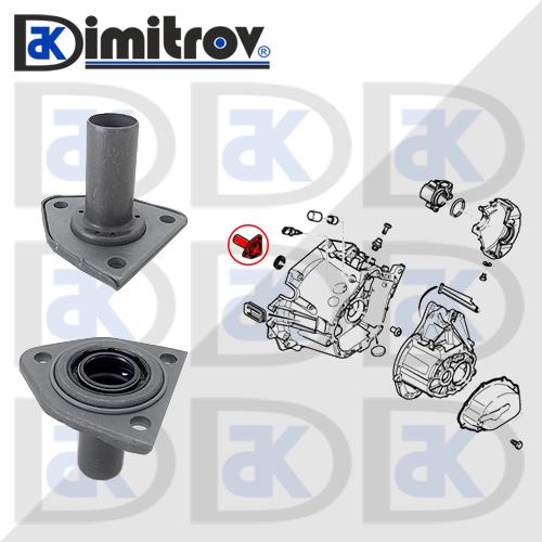 Водеща втулка съединител Citroen Berlingo C2 C3 C4 C5 C8 C-Elysee DS3 DS4 Evasion Jumpy Xantia XM Xsara ZX Xsara Picasso