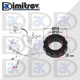 Уплътнение дюзи Mazda 323 626 929 B2000 B2200 Miata MX-3 MX-6 Protege MPV