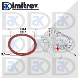 Уплътнение делко Mazda 121 323 626 Demio MX-3 MX-5 MX-6 Xedos 6