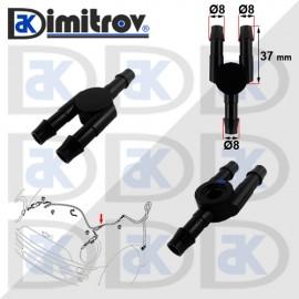 Конектор миене фарове Mini R50 R52 R53