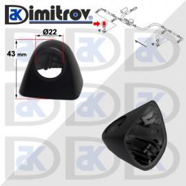 Капаче пръскалка фар ляво BMW X5 (E53)