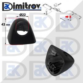Капаче пръскалка фар дясно BMW X5 (E53)
